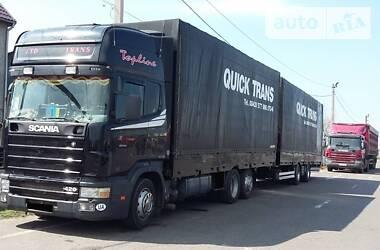 Scania R 124 2003 в Одессе