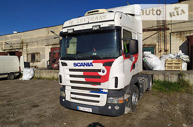 Scania R 380 2006 в Львове