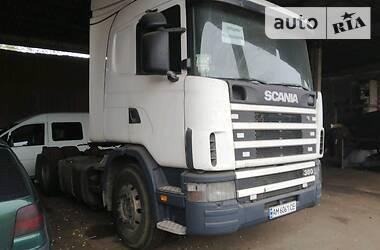 Scania R 380 2001 в Житомире