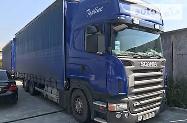 Scania R 420 2008 в Стрые