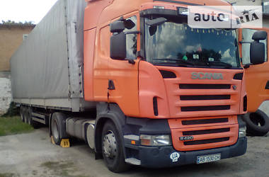 Scania R 420 2007 в Виннице