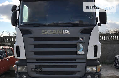 Scania R 420 2007 в Одессе