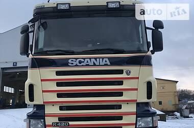 Scania R 420 2008 в Виннице
