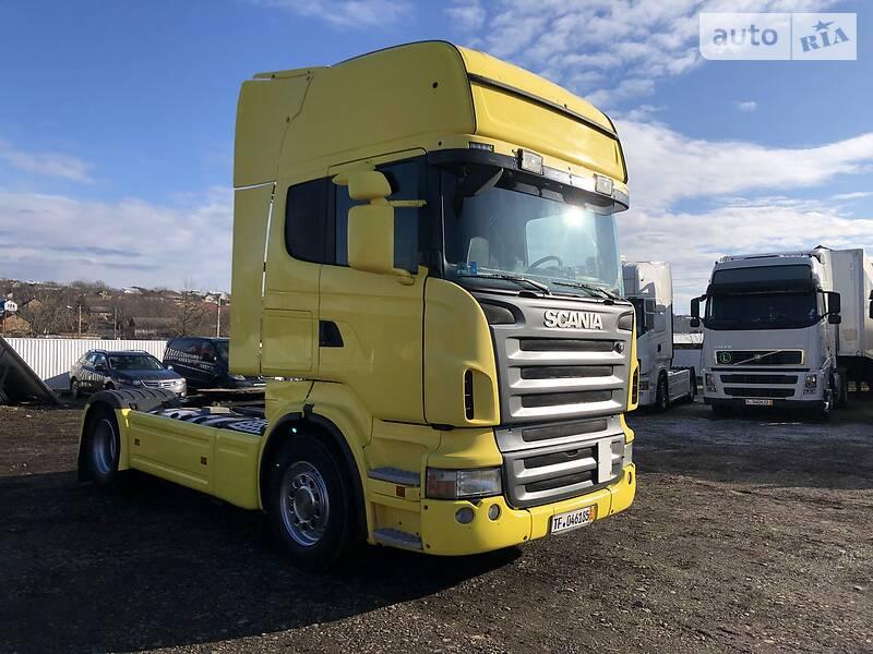 Scania R 420 2008 в Черновцах