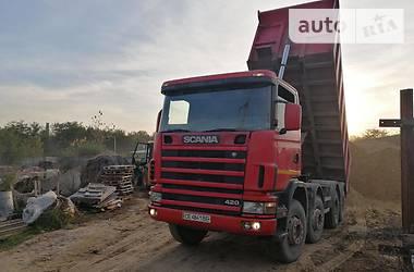 Scania R 420 2001 в Черновцах