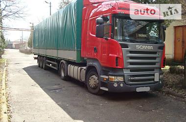 Scania R 480 2006 в Львове