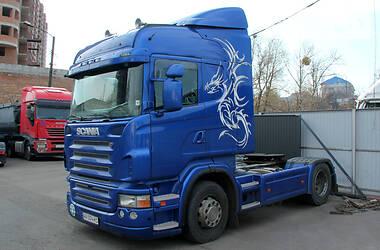 Scania R 480 2008 в Киеве