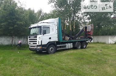 Scania R 580 2001 в Калуше