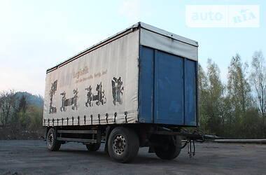 Schmitz Cargobull AWF 18 2008 в Хусті