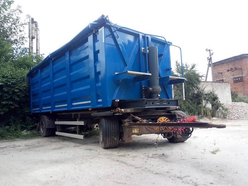 Schmitz Cargobull BPW 33m3