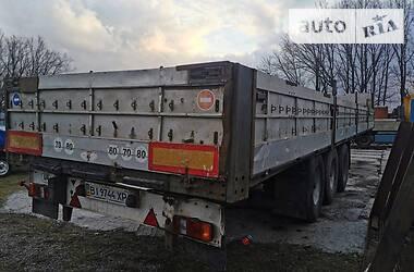 Бортовой полуприцеп Schmitz Cargobull BPW 2000 в Полтаве