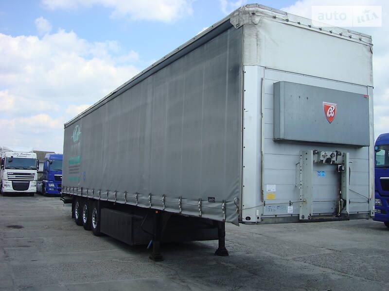 Schmitz Cargobull Cargobull SAF