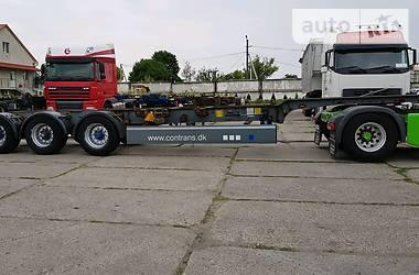 Контейнеровоз полуприцеп Schmitz Cargobull Gotha 2007 в Одессе