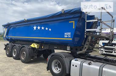 Самосвал полуприцеп Schmitz Cargobull Gotha 2014 в Черновцах