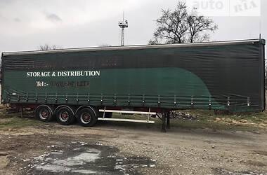 Платформа напівпричіп Schmitz Cargobull ROR 2001 в Сколе