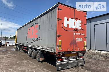 Schmitz Cargobull S01 2000 в Львове