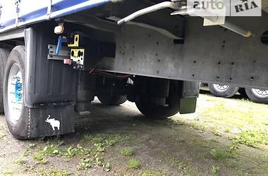 Тентованный борт (штора) - полуприцеп Schmitz Cargobull S01 2009 в Виннице