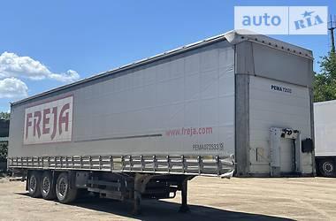 Тентованный борт (штора) - полуприцеп Schmitz Cargobull S01 2013 в Белгороде-Днестровском
