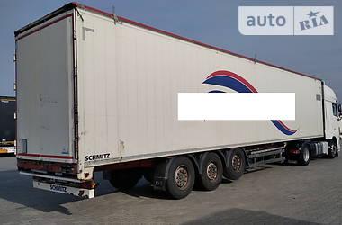 Самосвал полуприцеп Schmitz Cargobull S3 2014 в Ковеле