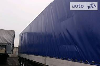 Schmitz Cargobull Schutz 2007 в Луцке