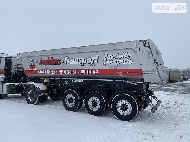 Schmitz Cargobull SKI 2014 в Черновцах