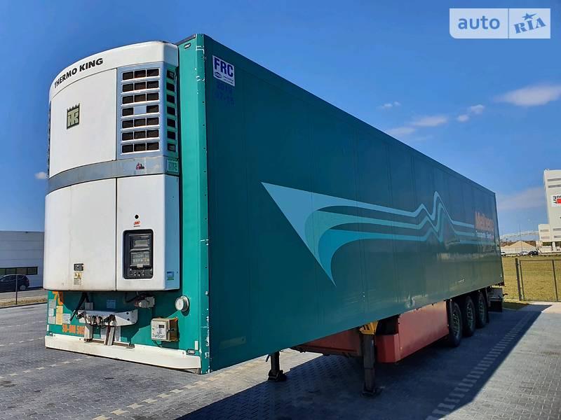 Schmitz Cargobull SKO 24 DOPPELSTOCK