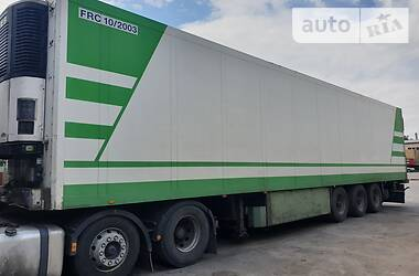 Рефрижератор полуприцеп Schmitz Cargobull SKO 24 1999 в Киеве