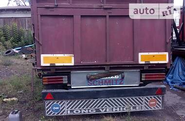 Зерновоз - полуприцеп Schmitz Cargobull SO1 1995 в Овруче