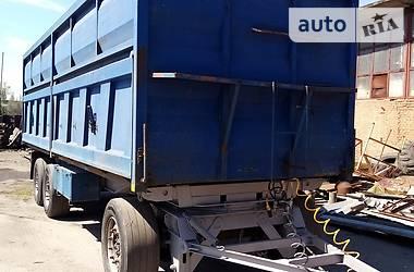 Борт Schmitz Cargobull SPR 2002 в Полтаве