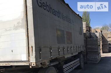 Schmitz Cargobull WF 2000 в Желтых Водах