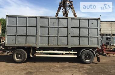 Зерновоз - причіп Schmitz Cargobull WF 2000 в Полтаві