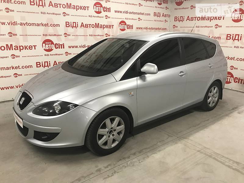 Seat Altea XL 2008 в Киеве