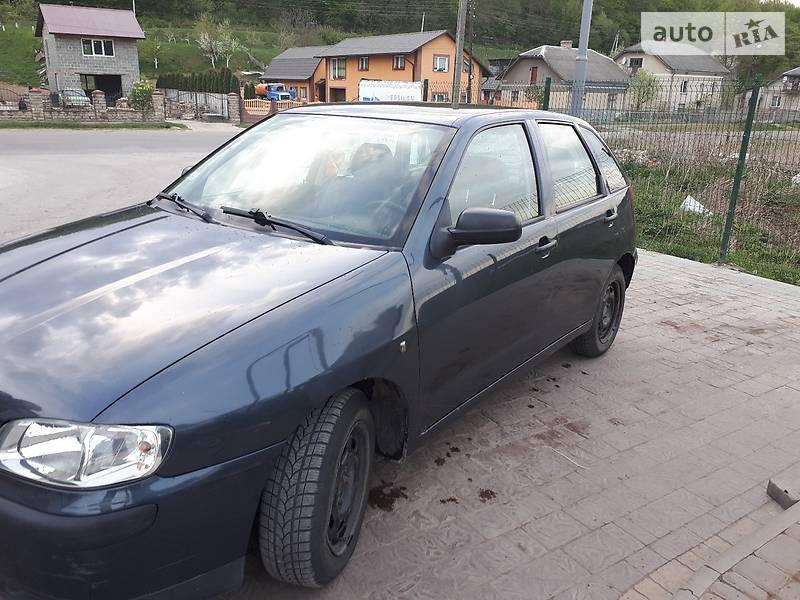 Seat Ibiza 2001 в Тернополе