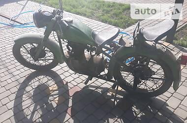 Мотоцикл Классик Simson Tourist 1952 в Первомайске