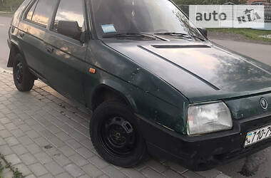 Skoda Favorit 1991 в Львове
