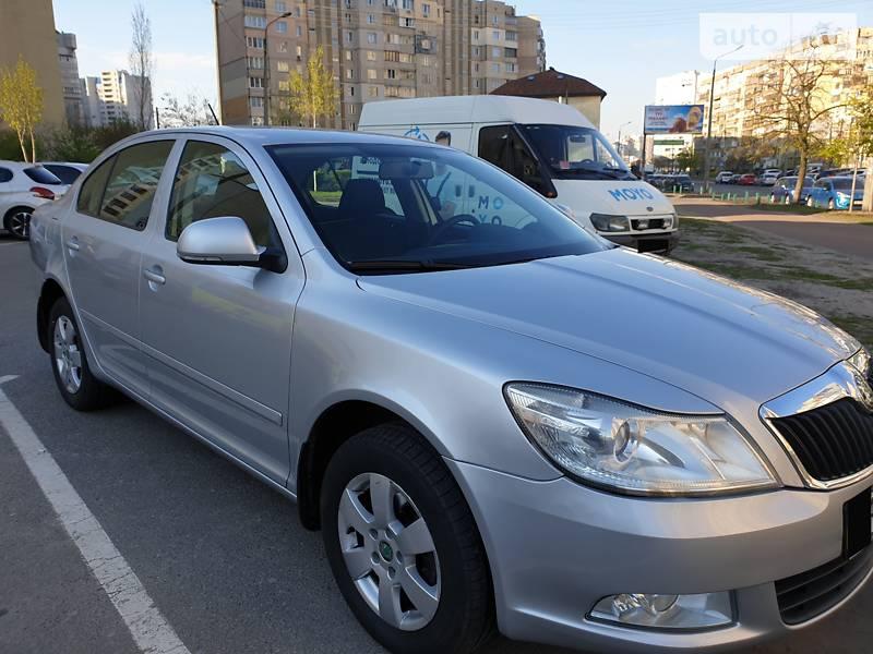 Ліфтбек Skoda Octavia A5 2012 в Києві