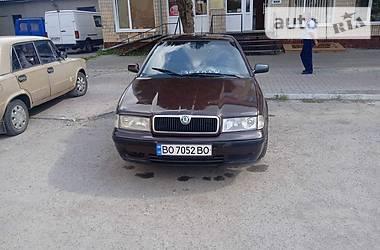 Седан Skoda Octavia A5 1998 в Збараже