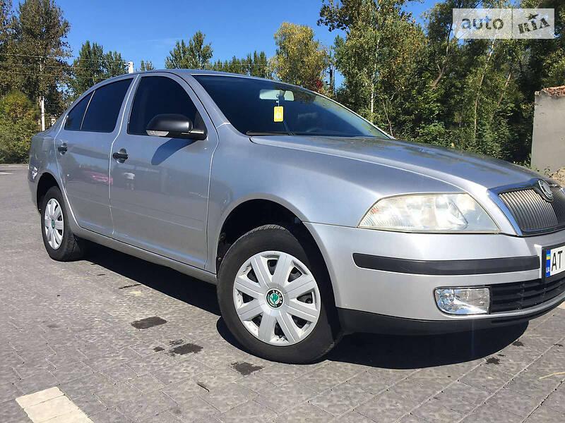 Skoda Octavia A5  MPi
