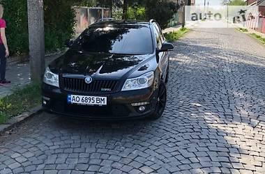 Skoda Octavia RS 2013 в Мукачевому