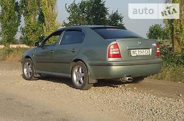 Skoda Octavia RS 2003 в Тернополе