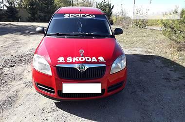 Skoda Praktik 2008 в Кропивницком