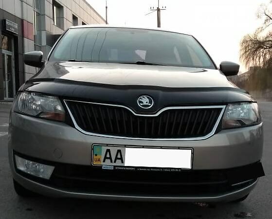 Ліфтбек Skoda Rapid 2013 в Києві
