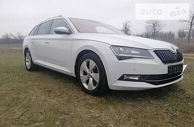 Skoda SuperB New 2015 в Николаеве