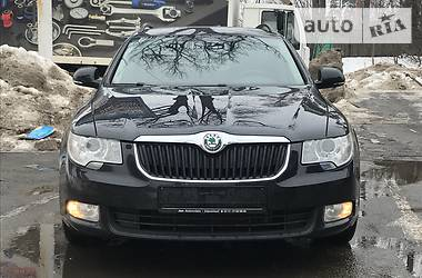 Skoda Superb 2.0TDI 140  2011