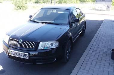 Skoda Superb 2007