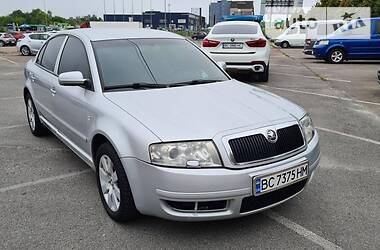 Skoda Superb 2003 в Львове