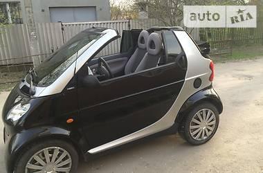 Smart Cabrio 2001 в Дніпрі