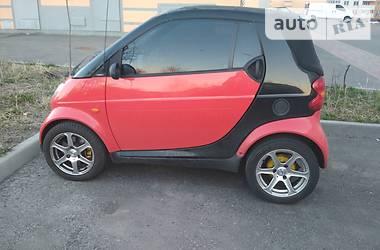 Smart Cabrio 2003 в Києві