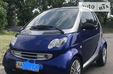 Smart Cabrio 2000 в Києві