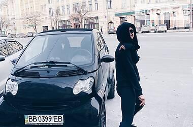 Smart Cabrio 2001 в Харькове